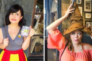 """In Los Angeles, opened a """"Wizarding World of Harry Potter"""""""