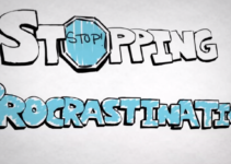 stop procrastinating picture