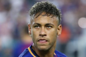 Neymar jr left fc barcelona
